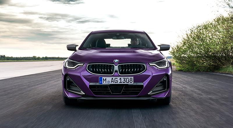 BMW Serie 2 Coupé 2022 frente