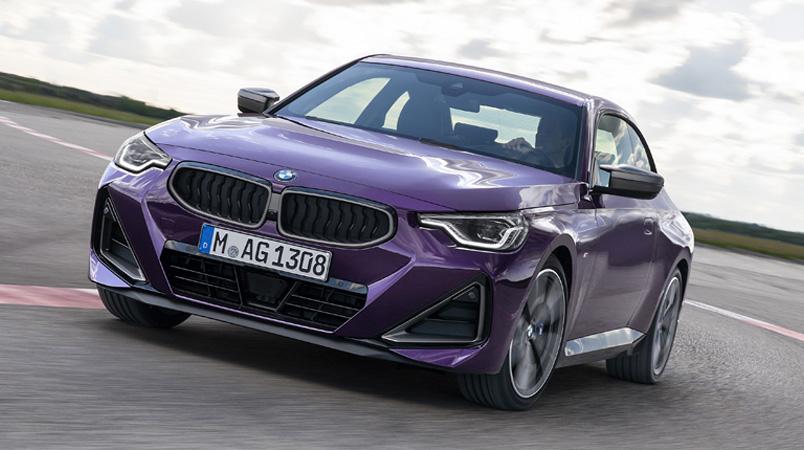 BMW Serie 2 Coupé el nuevo deportivo que se fabrica en México