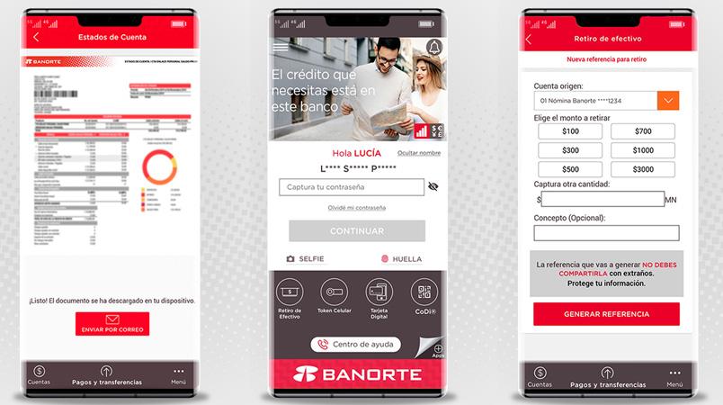 Banorte Móvil ya está disponible en la AppGallery de Huawei