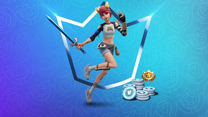 Skye es el nuevo personaje del Club de Fortnite en agosto 2021
