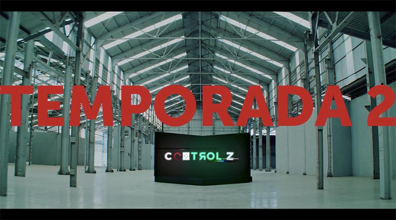 Segunda temporada de Control Z llegará a Netflix en agosto de 2021