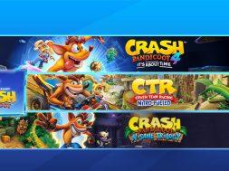 Crash Bandicoot CRASHiversary