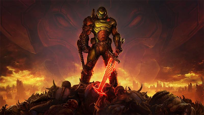 Doom Eternal Actualizacion 6 graficos