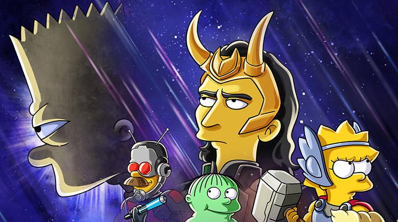 El Bueno, El Bart y El Loki Disney Plus