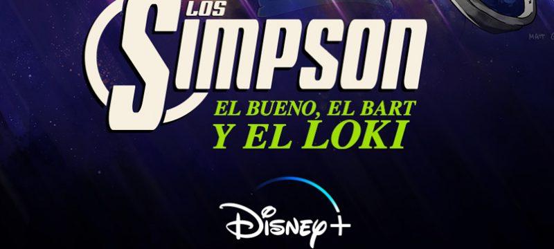 El Bueno, El Bart y El Loki Los Simpson