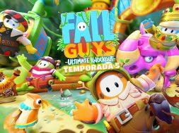 Fall Guys Ultimate Knockout Temporada 5 portada