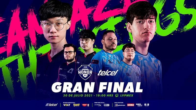 Team Aze y The Kings por el campeón de la División de Honor Telcel