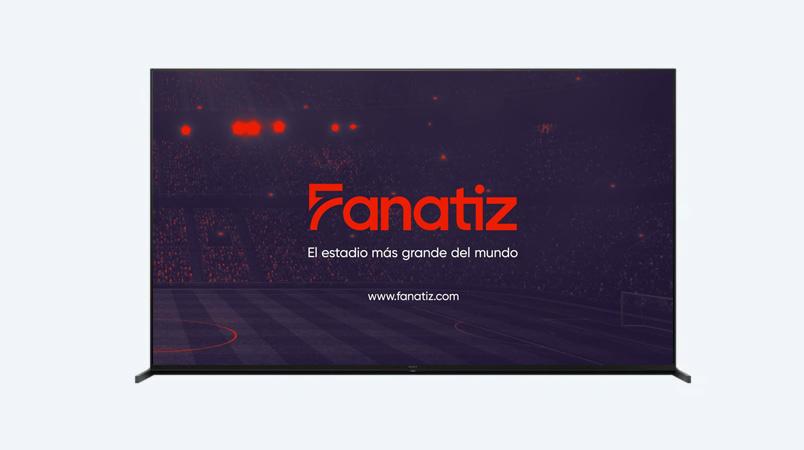 Disfruta del contenido de Fanatiz + Fox Sports en tu BRAVIA XR