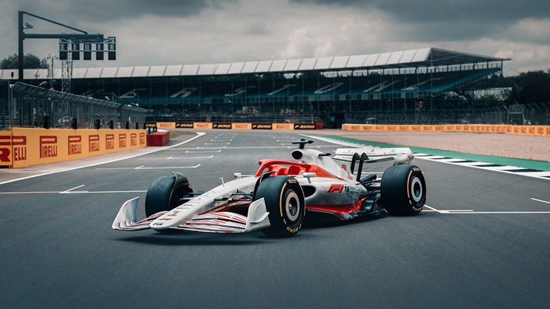 Formula 1 2022 Monoplaza
