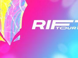 Fortnite Rift Tour