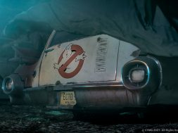 Ghostbusters Afterlife Ecto 1