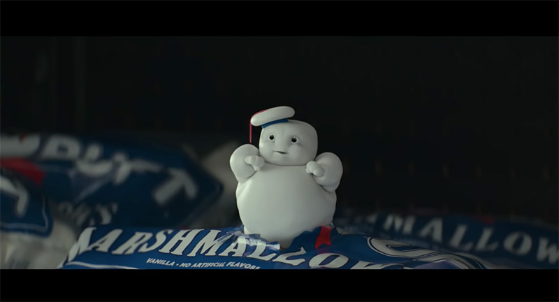 Ghostbusters Afterlife malvavisco