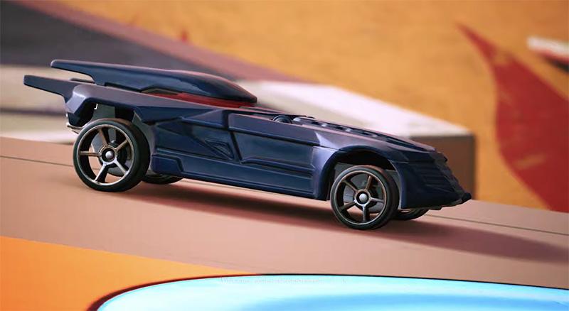 Hot Wheels Unleashed Batmobile