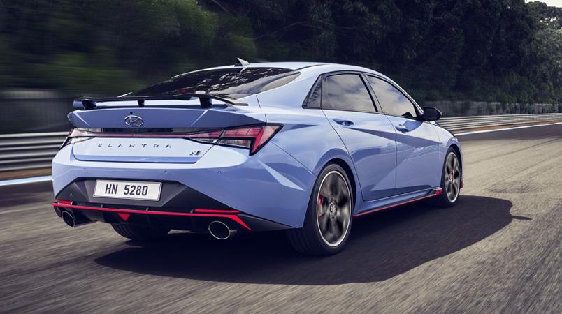 Hyundai Motor presenta todos los detalles del nuevo Elantra N