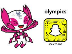 Juegos Olimpicos Tokyo 2020 Snapchat