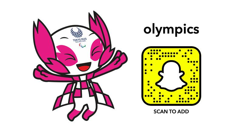 Los Juegos Olímpicos llegan a Snapchat con la Realidad Aumentada