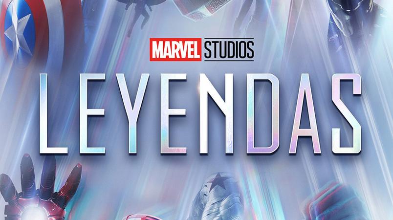 LEYENDAS de Marvel Studios 4 agosto