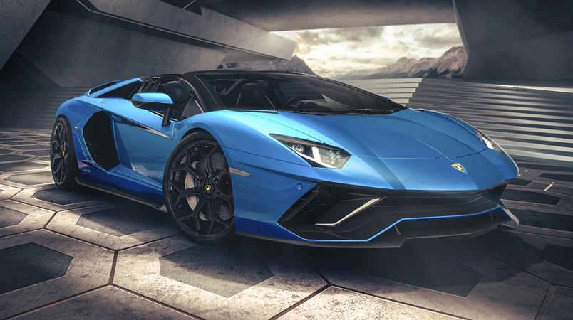 Lamborghini Aventador LP 780-4 Ultimae es la última creación