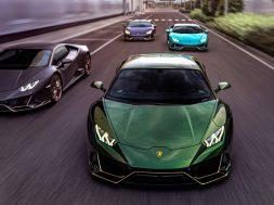Lamborghini Huracan EVO 10 aniversario Mexico