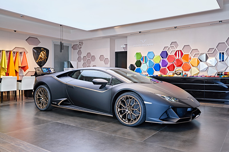 Lamborghini Huracan EVO Morte