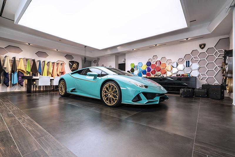 Lamborghini Huracan EVO Sogno