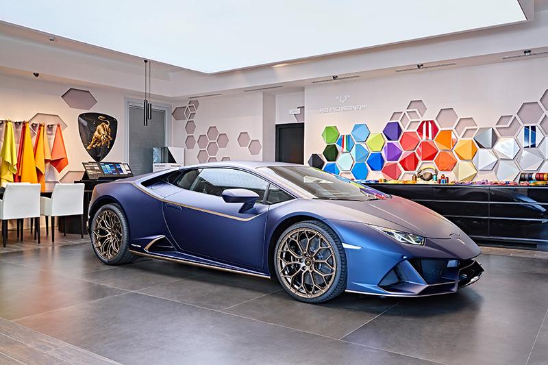 Lamborghini Huracan EVO Tempo