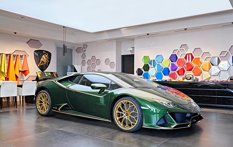 Lamborghini Huracan EVO Vita