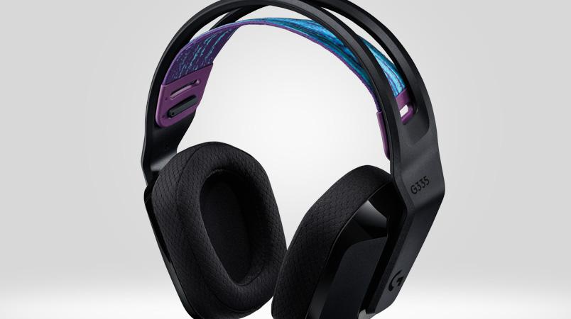 Logitech G335 negro precio