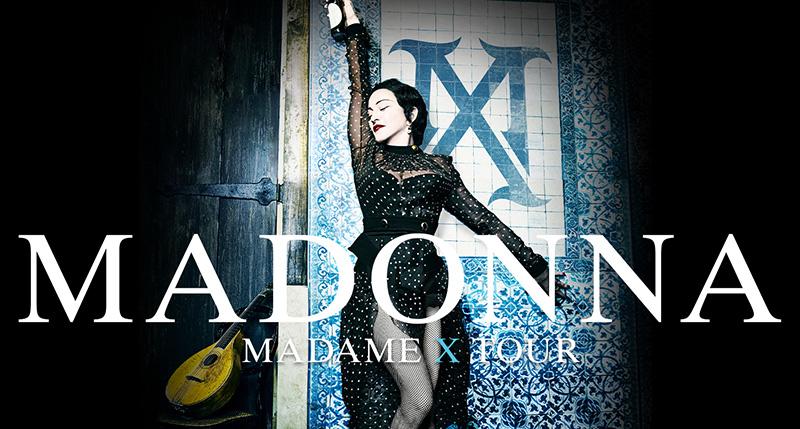 Madame X de Madonna llegará a Paramount+ en octubre 2021