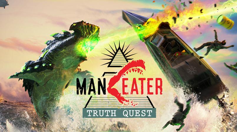 Maneater: Truth Quest nos dará una nueva historia a partir de agosto