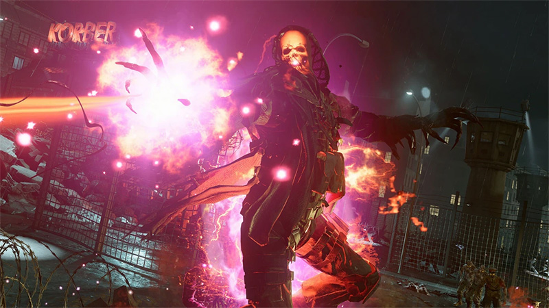 Mauer der Toten lo nuevo de Black Ops Cold War Zombies