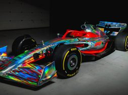 Monoplaza Formula 1 2022