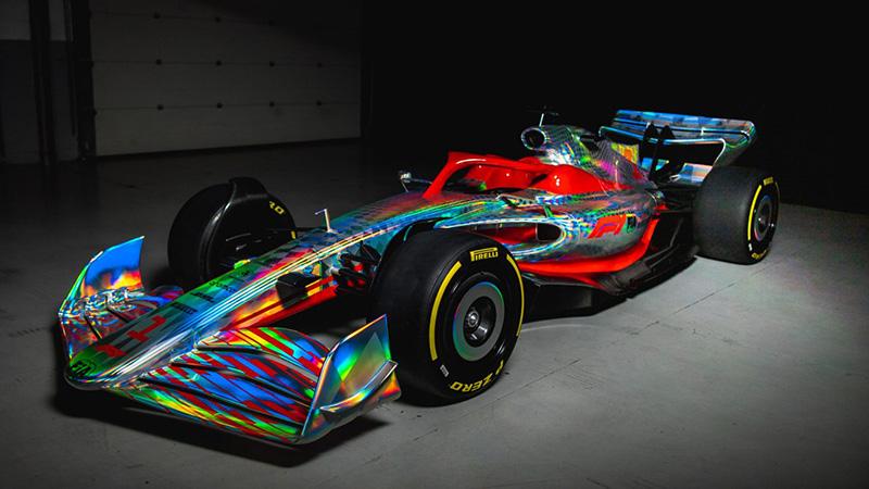 Este es el nuevo monoplaza de la Formula 1 para 2022 y sus claves