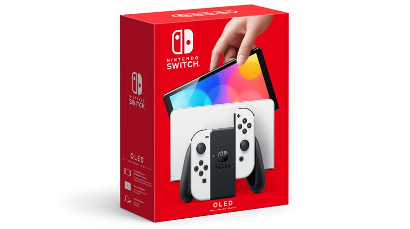 Nintendo anuncia una nueva Nintendo Switch con pantalla OLED