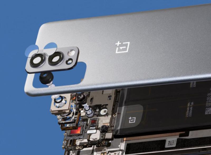 OnePlus Nord 2 5G camaras