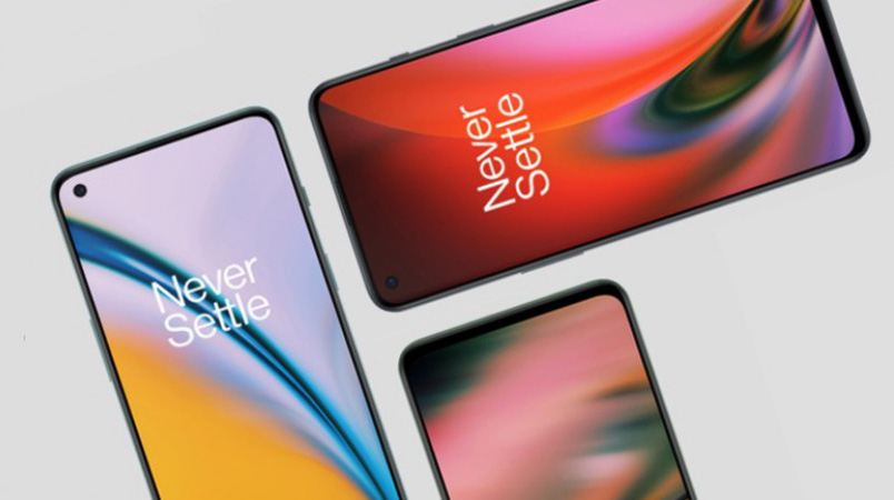 OnePlus Nord 2 5G pantalla
