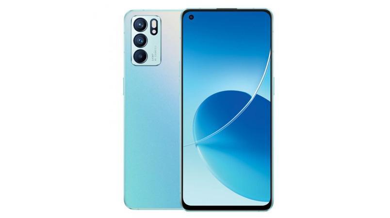 Reno6 5G es el primer smartphone Oppo con Dimensity 900