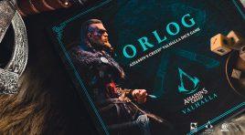 El juego de dados Orlog de Assassin's Creed Valhalla en Kickstarter
