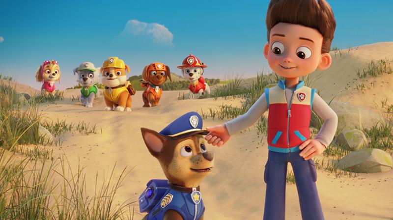 Conoce a los cachorros de Paw Patrol: La Película que llegará a cines