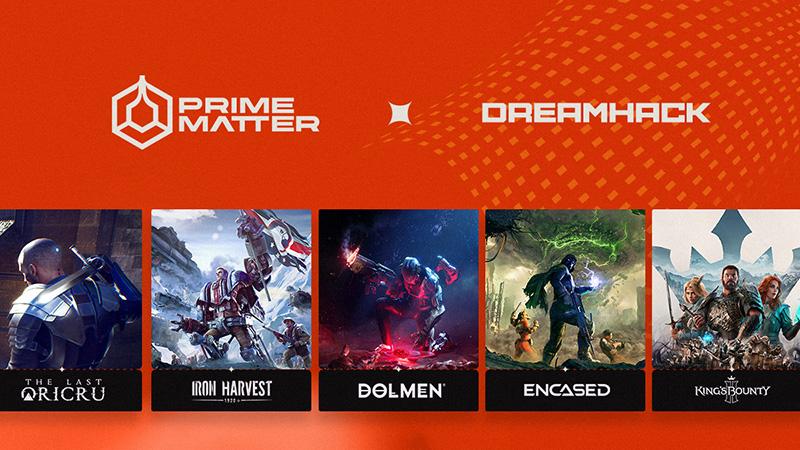 Prime Matter y Ravenscourt se unen al evento virtual Dreamhack