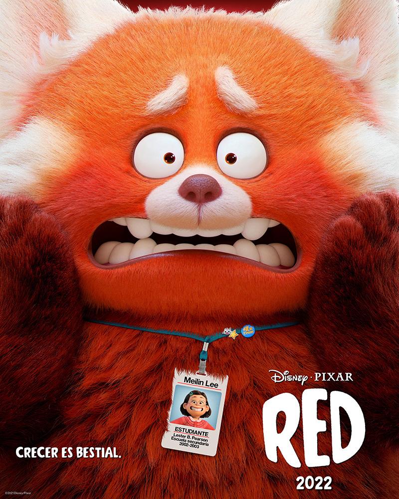 RED-DE-DISNEY-Y-PIXAR primer poster