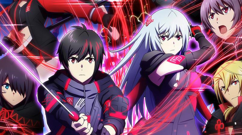 Scarlet Nexus Funimation