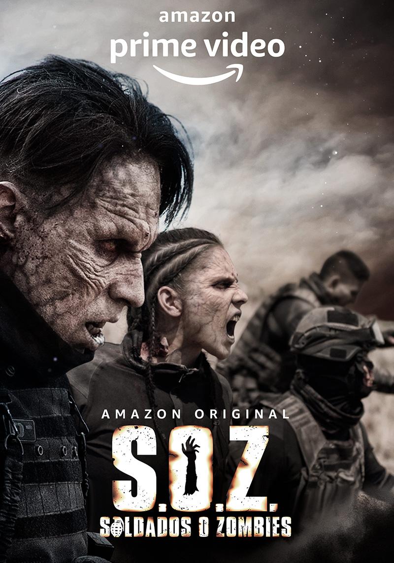 Soldados o Zombies Prime Video poster
