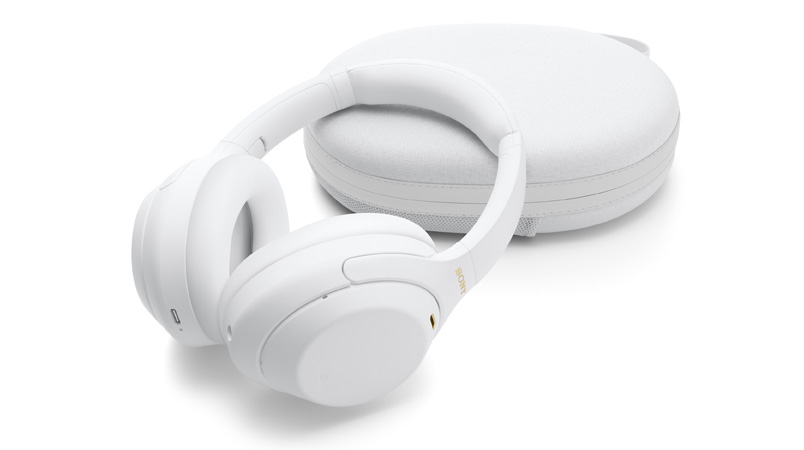 Sony WH-1000XM4 edición limitada en blanco llegan a México