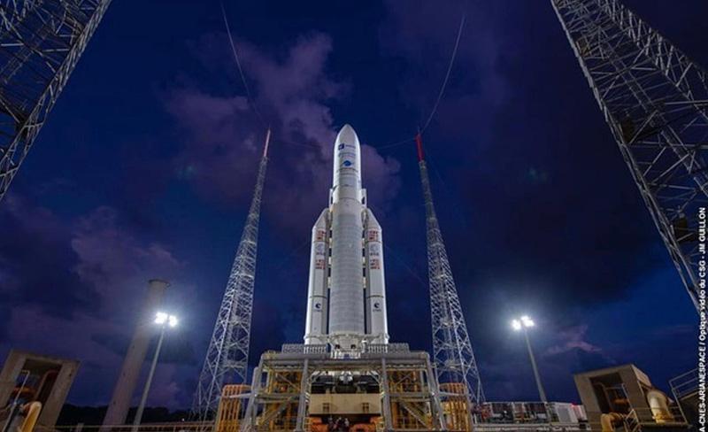 El satélite Star One D2 de Embrate y América Móvil ya en órbita