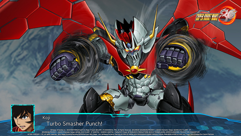 Super Robot Wars 30: Desde Mazinger Z hasta Gundam y más robots