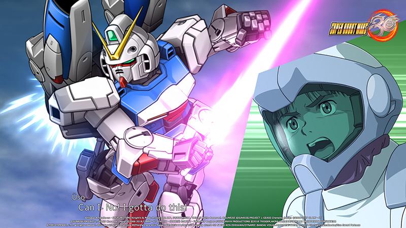 Super Robot Wars 30 Mobile-Suit-V-Gundam