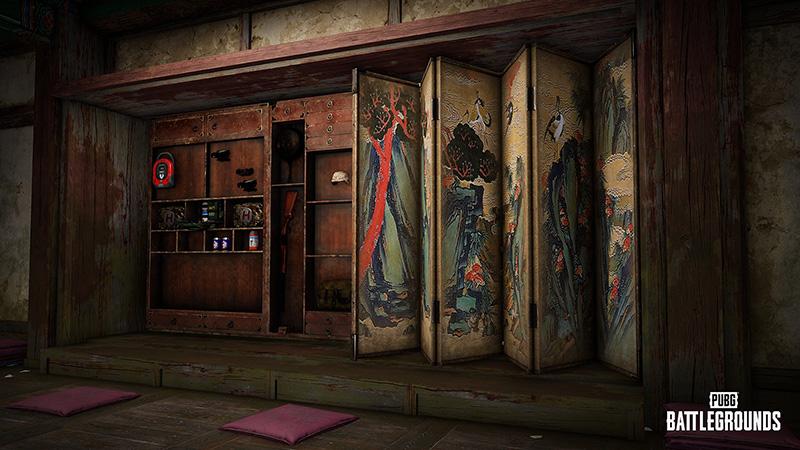 Taego PUBG cuarto