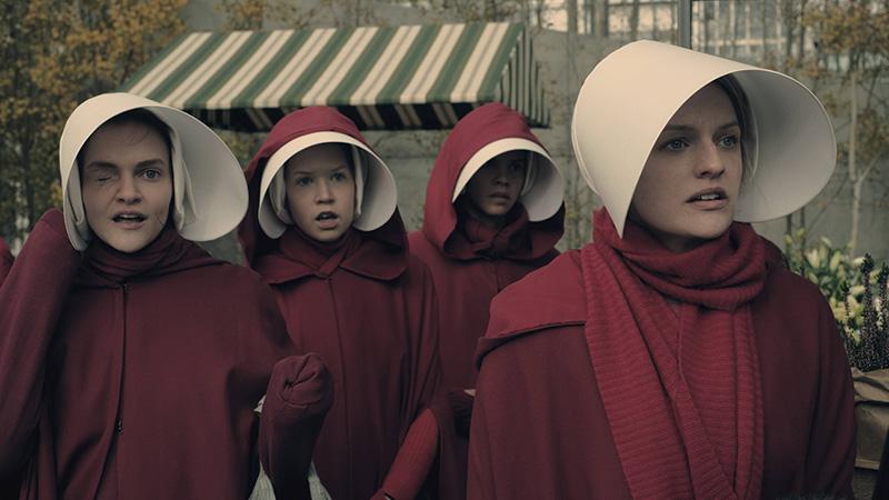 The Handmaid's Tale de Paramount+ con 21 nominaciones a los EMMY