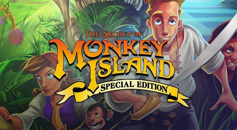 The Secret of Monkey Island SE Prime Gaming
